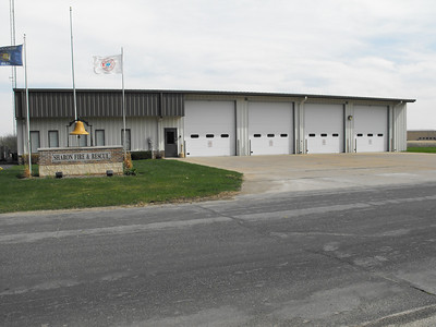 Sharon Fire Station 1
