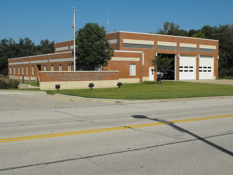 M.A.B.A.S. Division 107 Firehouses Milwaukee County