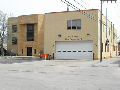 Berwyn Fire Station 3