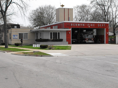 Berwyn Fire Station 1
