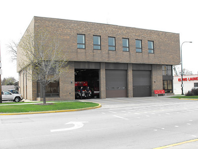 Cicero Fire Station 1
