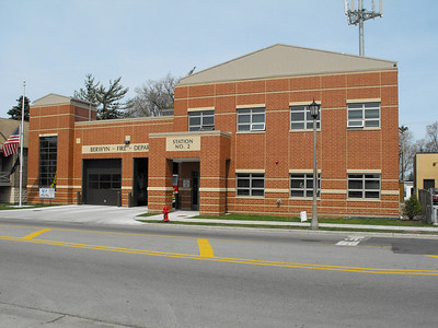 Berwyn Fire Station 2