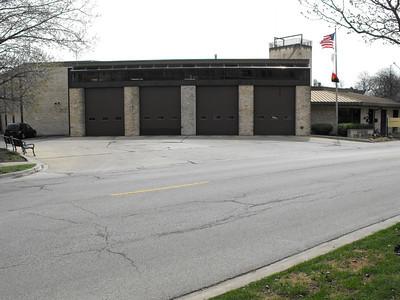 Oak Park  Station 1  -   100 North Euclid Ave