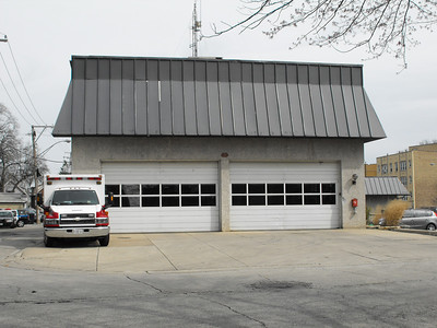 Forest Park Station 1  -   7625 Wilcox St