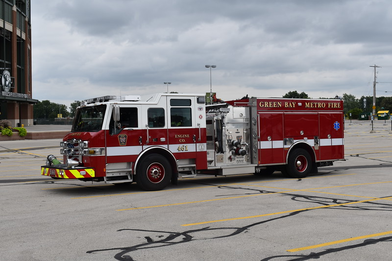 MABAS Division 112 Fire Apparatus Brown County