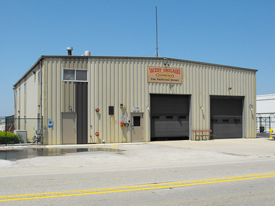 West Chicago Station 8
