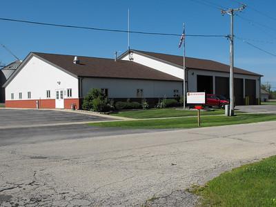 Cortland Fire Station 1