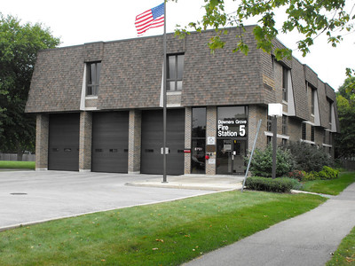 Downers Grove Station 5