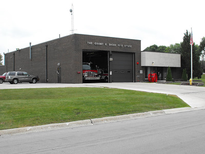 Downers Grove Station 1