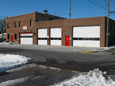 River Grove Station 1
