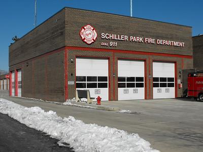 Schiller Park Station 1