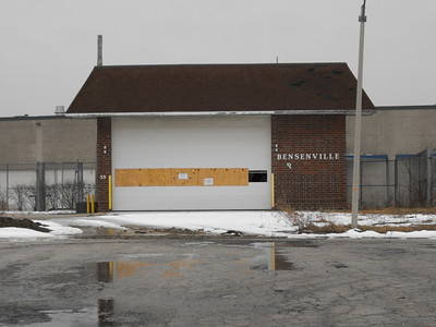 Old Bensenville Station 3