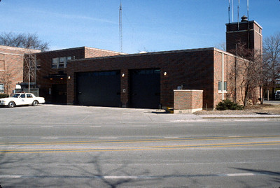 Old Northfield Fire Station 29