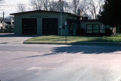 Old  Glenview Fire   Station  7