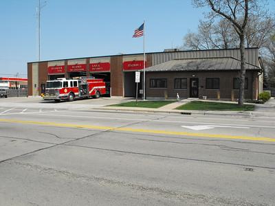 Round Lake Station 262  -   1623 N. Ceder Lake