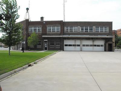 Former Zion  Station 181 -  2828 Sheridan Rd