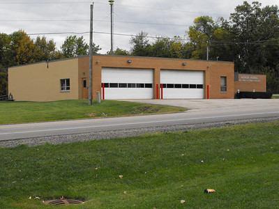 Nunda Fire Station 1