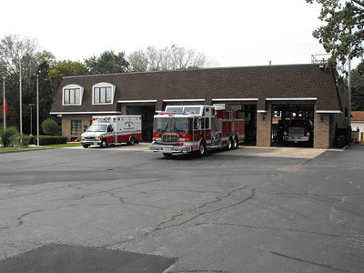 Spring Grove Station 1  -   8214 Richardson Rd.