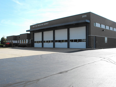 Cary Fire Station No. 2