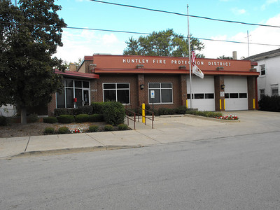 Huntley Fire Station 1