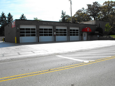 Fox River Grove Station 1