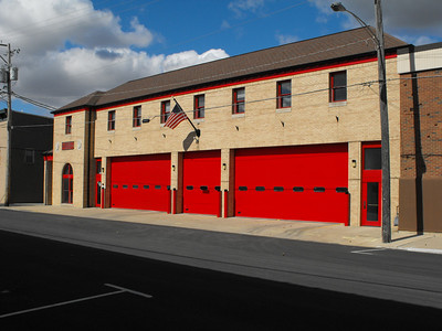 Marengo Fire Station 1