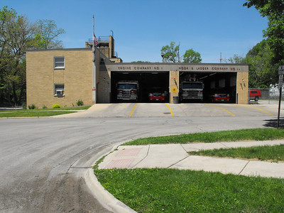 Rockford Fire Station 1
