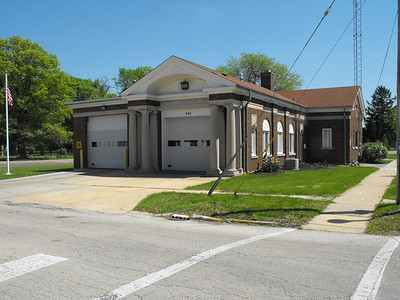 Rockford Fire Station 8