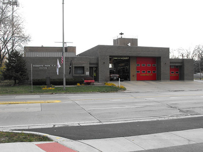 Roberts Park Station 1
