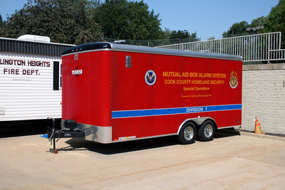 MABAS DIVISION 1 SPECIAL OPS TRAILER