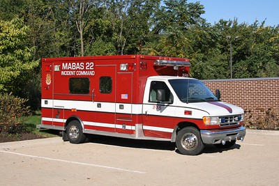 MABAS 22 COMMAND UNIT