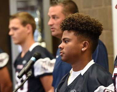 MAC Media Day at Chippewa Valley High School on July 25, 2017. THE MACOMB DAILY PHOTO GALLERY BY DAVID DALTON