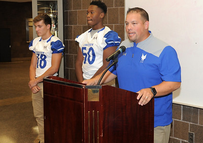 MAC Media Day at Chippewa Valley High School on July 25, 2017.THE MACOMB DAILY PHOTO GALLERY BY DAVID DALTON