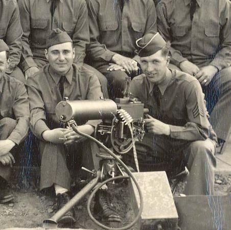 1917/1917A1 MACHINE GUN