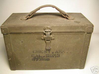 AMMO BOXES