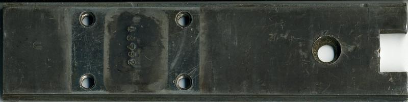 MODEL OF 1917 BOTTOM PLATE