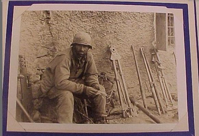 """Book is entitled """"This Was Italy"""".  Eighty-seventh Mountain Infantry Tenth Mountain Division."""
