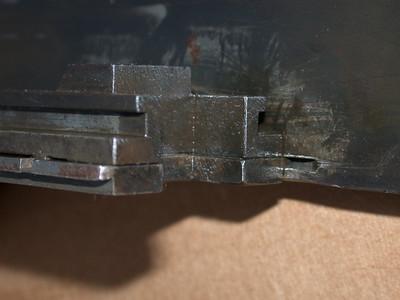 MODEL 1917 SIDE/BOTTOM PLATE