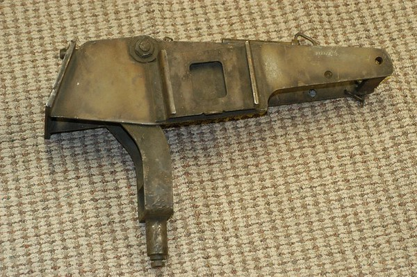 Navy Mk21 cradle