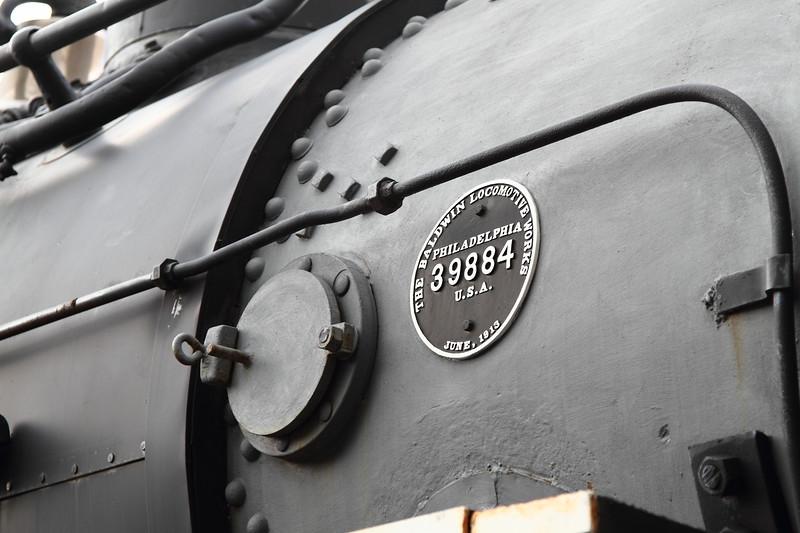 Baldwin Locomotive Works Logo