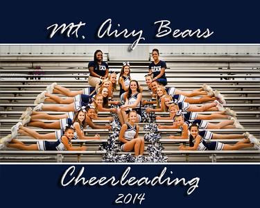 Mt. Airy Cheerleading