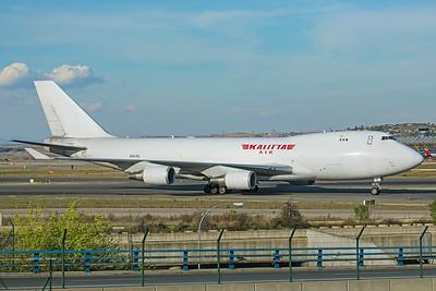 Kalitta Air Boeing 747-481F N401KZ 3-12-19