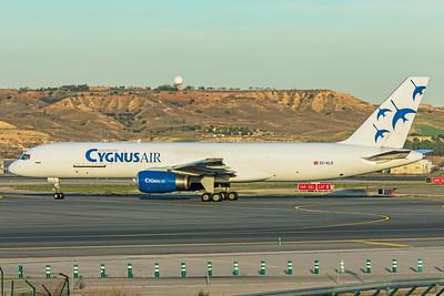 Cygnus Air Boeing 757-236(PCF) EC-KLD 3-12-19 2