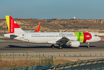 TAP - Air Portugal Airbus A320-214 CS-TNQ 3-12-19