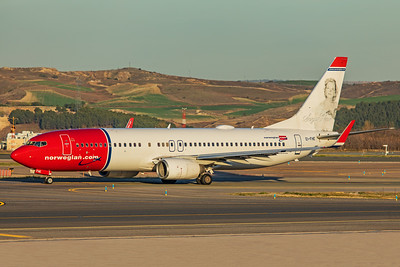 Norwegian Air International Boeing 737-8Q8 EI-FHE 3-12-19 2