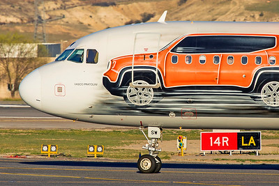 Alitalia Airbus A320-216 EI-DSW 3-12-19 2
