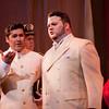 (L-R) Tenor Teodor Ilincai is B.F. Pinkerton and baritone Anthony Clark Evans is Sharpless in San Diego Opera's MADAMA BUTTERFLY (April, 2016). Photo by J. Katarzyna Woronowicz.