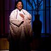 Soprano Latonia Moore is Cio-Cio San in San Diego Opera's MADAMA BUTTERFLY (April, 2016). Photo by J. Katarzyna Woronowicz.