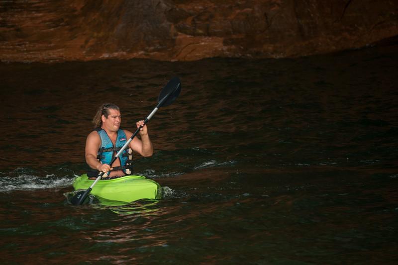 Kayak Tour of the Sea Caves
