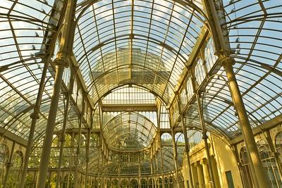 Palais de Cristal - Parc du Retiro